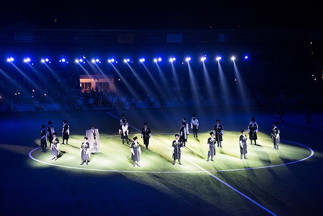Церемония открытия 2-го чемпионата мира CONIFA. Стадион «Динамо», Сухум