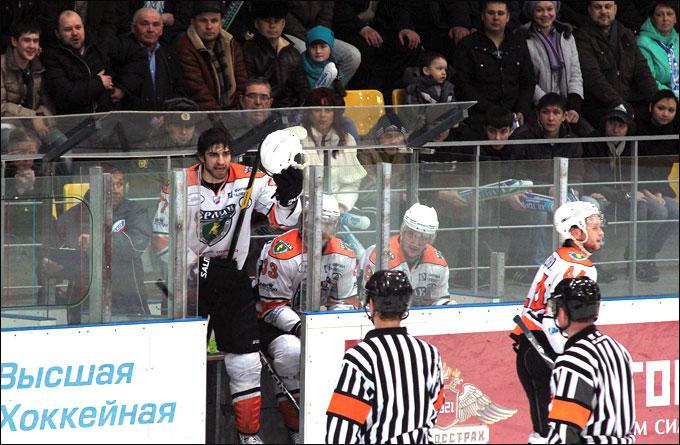 """Торос"" (Нефтекамск) — ""Ермак"" (Ангарск) — 3-1"