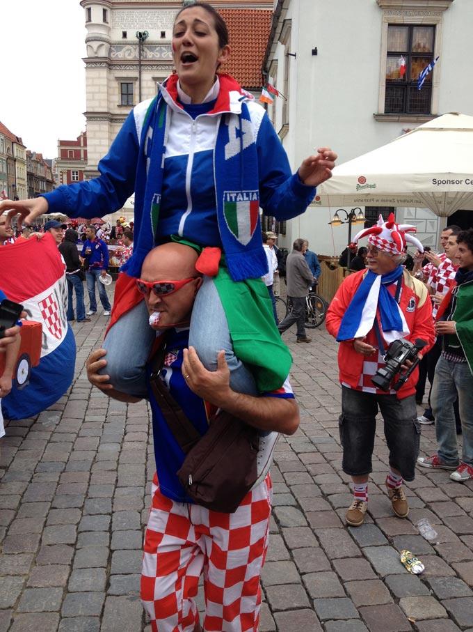 Хорватия и Италия