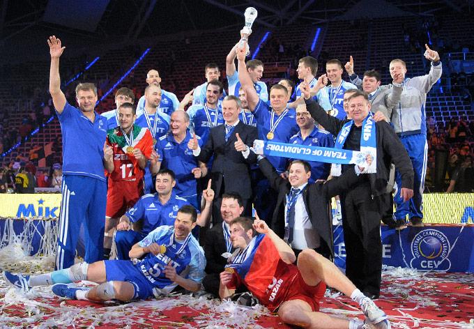 """В 2012 году лучшим клубом Европы стал казанский """"Зенит"""""""