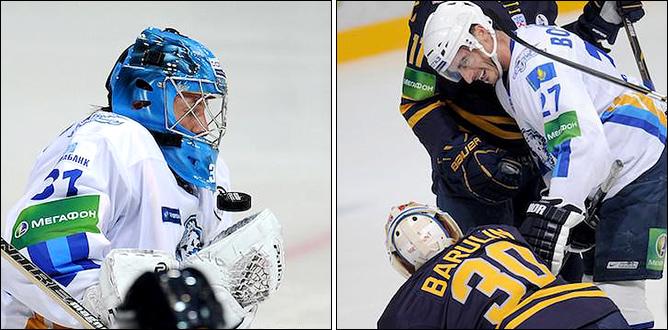 Слева — Виталий Еремеев, справа — Константин Барулин