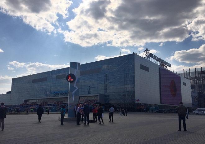 «ВТБ Ледовый дворец»