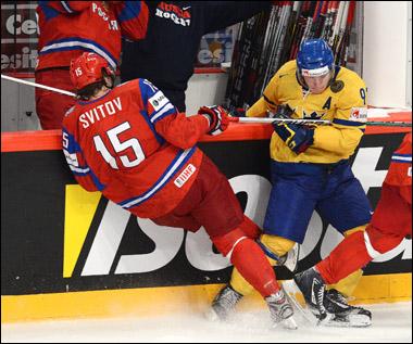Александр Свитов против шведов