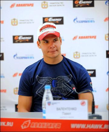 Павел Валентенко