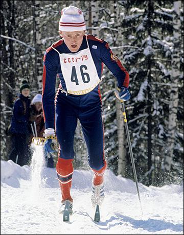 Василий Рочев – прирождённый спринтер