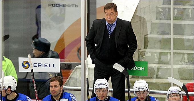 Владимир Голубович и его команда