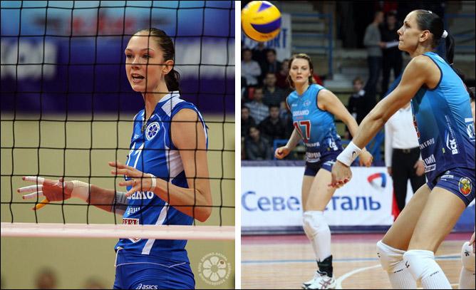 Екатерина Гамова против Наталии Гончаровой