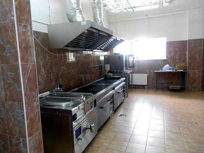 Кухня и столовая «Дизеля» — как в элитный ресторанах. Ждут возвращения хоккеистов из отпусков