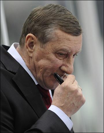 """Валерий Белоусов: """"Мне очень стыдно за такой матч"""""""