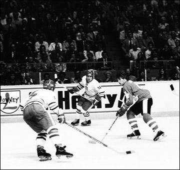 Первый финальный матч Кубка Канады-1976