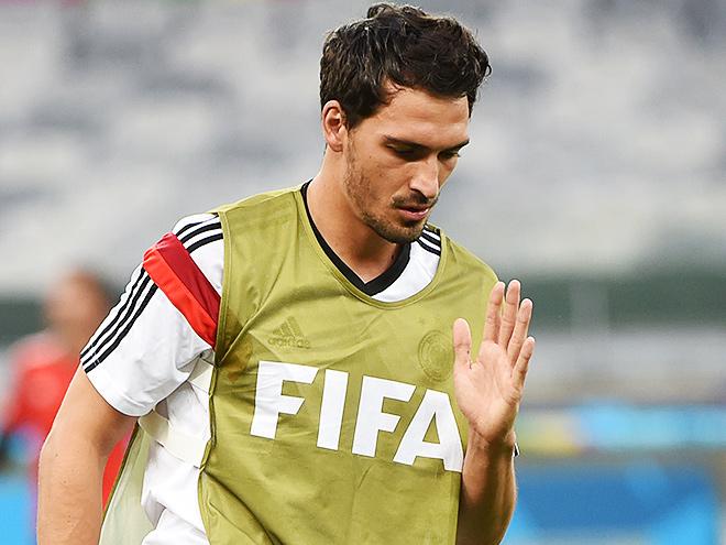 Матс Хуммельс сможет принять участие в финальном матче чемпионата мира – 2014