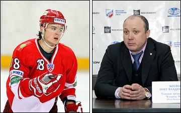 Евгений и Олег Болякины
