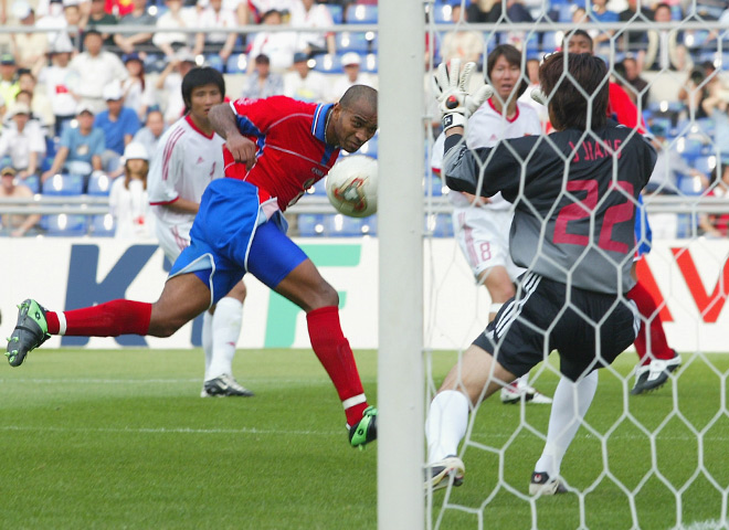 4 июня 2002 года. Коста-Рика – Китай – 2:0