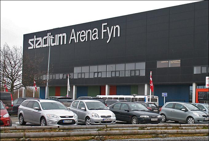 """Чемпионат Европы пройдёт в выставочном комплексе """"Odense Congress Center"""""""