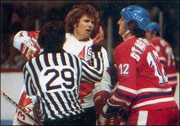 Второй финальный матч Кубка Канады-1976