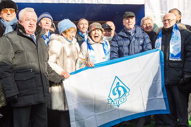 Ветераны «Динамо»