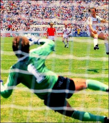 2 июня 1986 года. Ирапуато. Чемпионат мира. СССР — Венгрия — 6:0