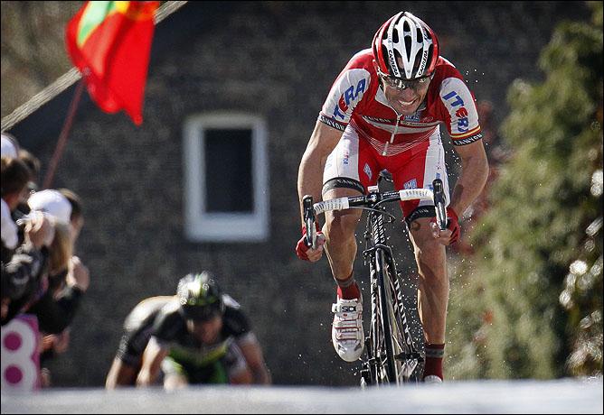 Хоаким Родригес мчится к своей победе