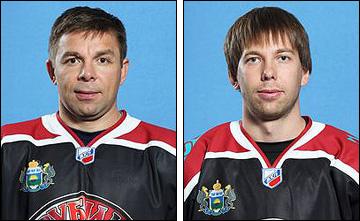 Виталий и Денис Ячменёвы