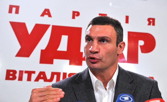 Виталий Кличко стал самым настоящим Интернет-мемом