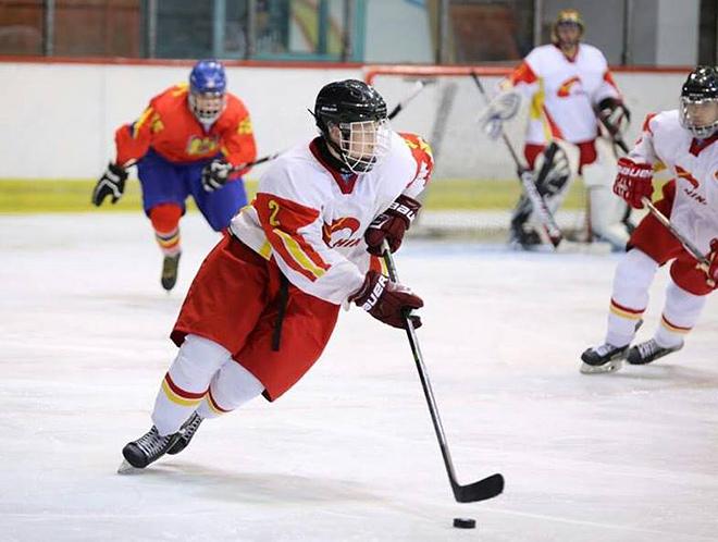 Ин Руди – нападающий «Куньлуня» и сборной Китая по хоккею