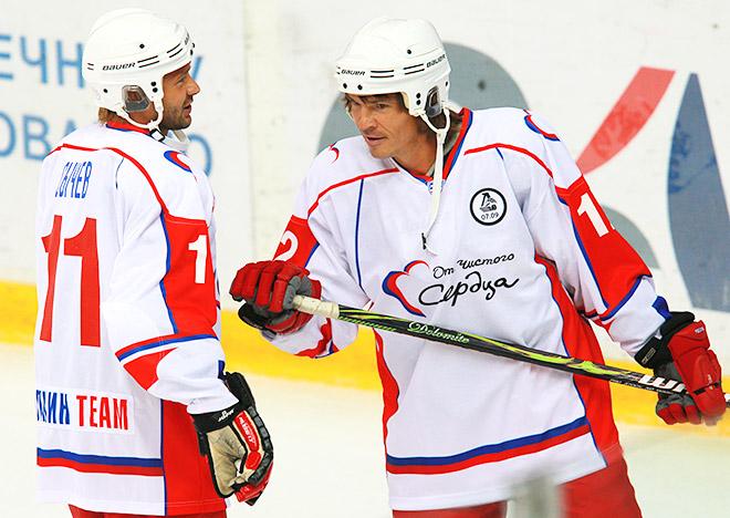 Хоккеист Лоськов