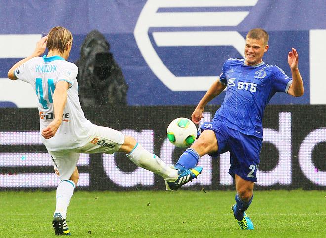 Анатолий Тимощук и Игорь Денисов