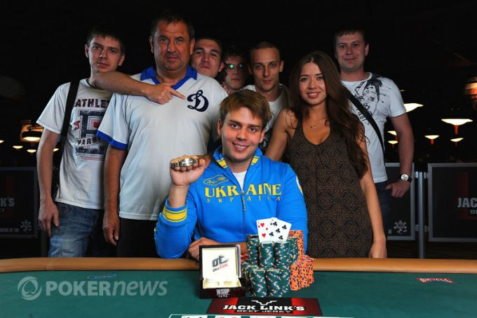Алексей Ковальчук и украинский браслет