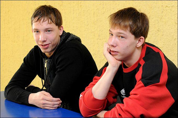 Владислав и Вячеслав Ушенины