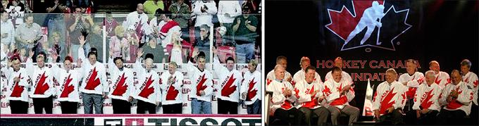 Ветераны Суперсерии-1972 и Кубка Канады-1976 — дорогие гости на любом турнире