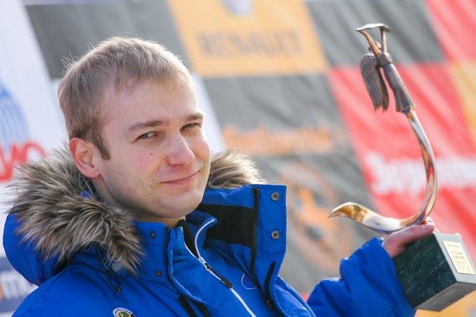 Евгений Новиков — лучший гонщик-2012