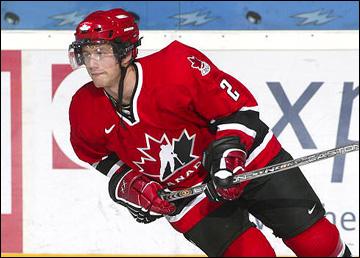 Дерек Мич в сборной Канады, 2004 год