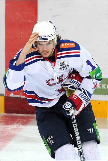 В короткий срок Виктор Тихонов стал лидером СКА