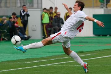 Свой последний на данный момент гол в чемпионате России Александр Прудников забил 698 дней назад