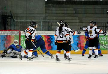 Так сборная Германии прошла в Сочи