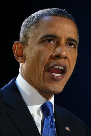 Барак Обама — о бедном сезоне замолвил слово