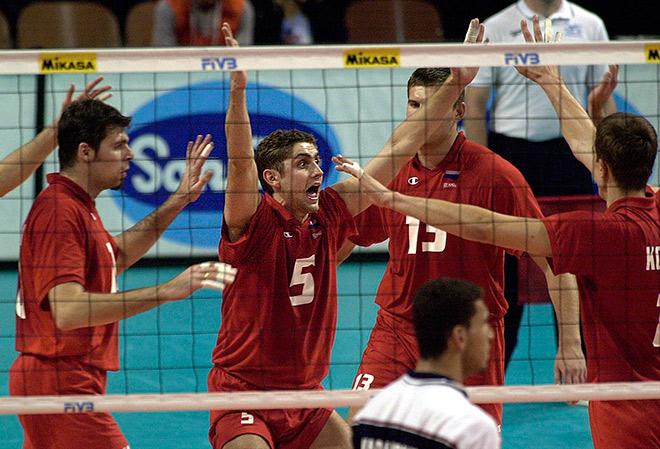 Радость после победы над Тунисом