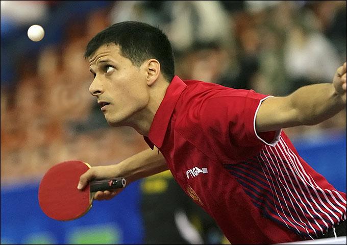 Алексей Смирнов – самый опытный теннисист в составе сборной России