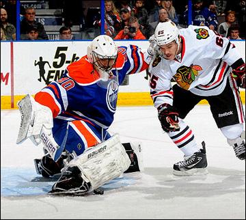 Илья Брызгалов вернулся в НХЛ