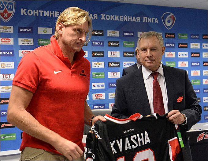 Юрий Карманов и Олег Кваша