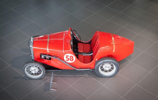 Austin 7 — первая гоночная машина Брюса Макларена