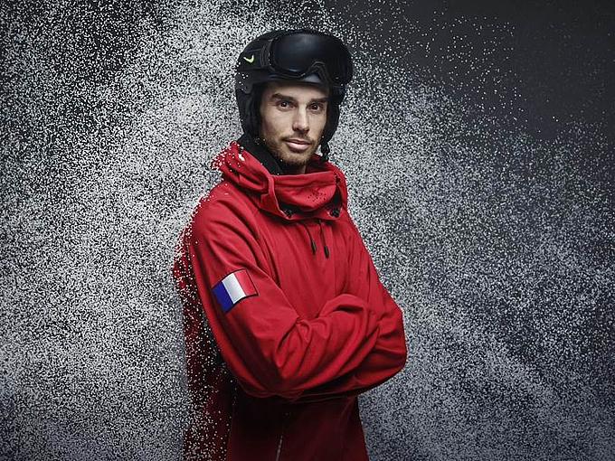 Чемпион мира по лыжному фристайлу Кевин Ролланд