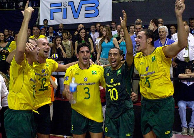 Бразилия переиграла Россию в финале ЧМ-2002
