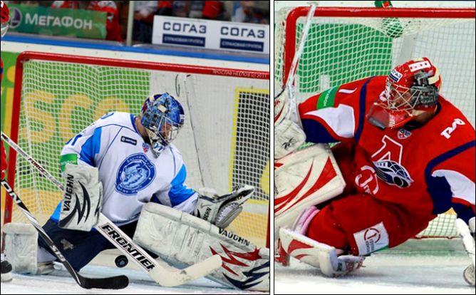 Андрей Мезин vs Дмитрий Кочнев.