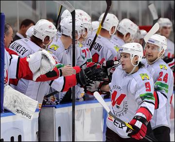 """Как дела, КХЛ? """"Металлург"""" (Новокузнецк). Молодежь играет и забивает"""