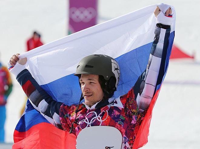 Вик Уайлд принёс на Олимпиаде в Сочи России сразу две золотых медали