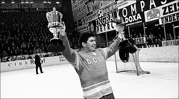 Виктор Коноваленко — чемпион мира и лучший вратарь 1966 года