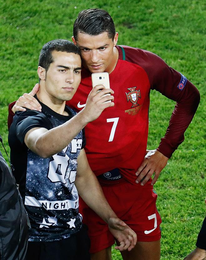 Криштиану Роналду на Евро-2012