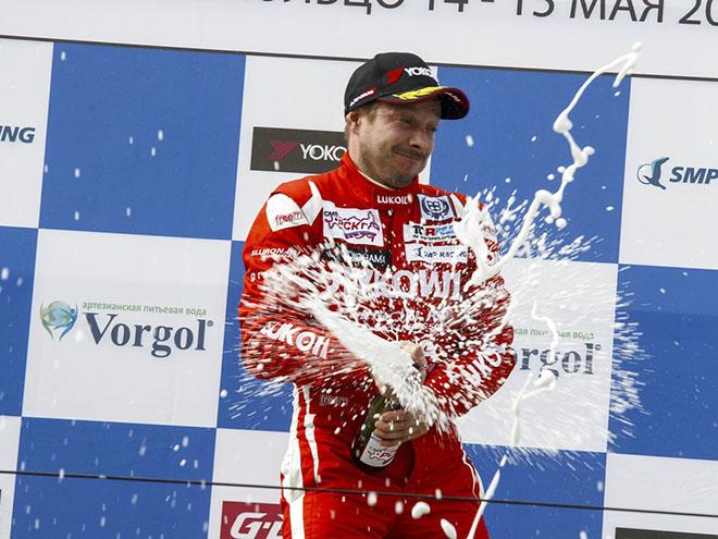 За время проведения СМП РСКГ Алексей Дудукало выиграл восемь гонок на «Смоленском кольце» - больше, чем кто-либо из участников серии