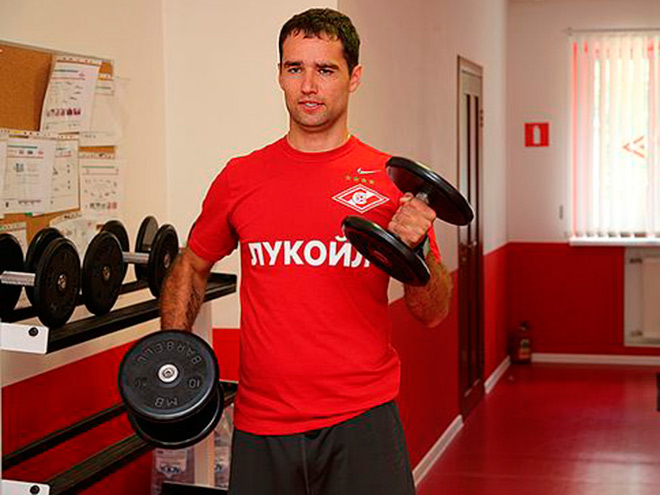 Роман Широков в «Спартаке»
